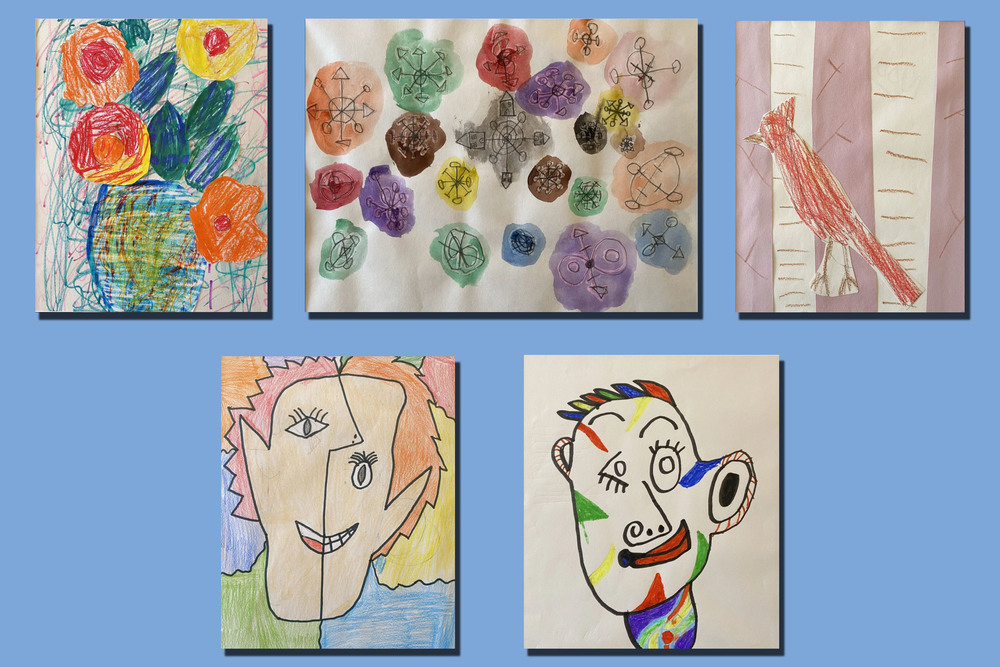 Herkimer BOCES Special Programs students' artwork featured in local exhibit