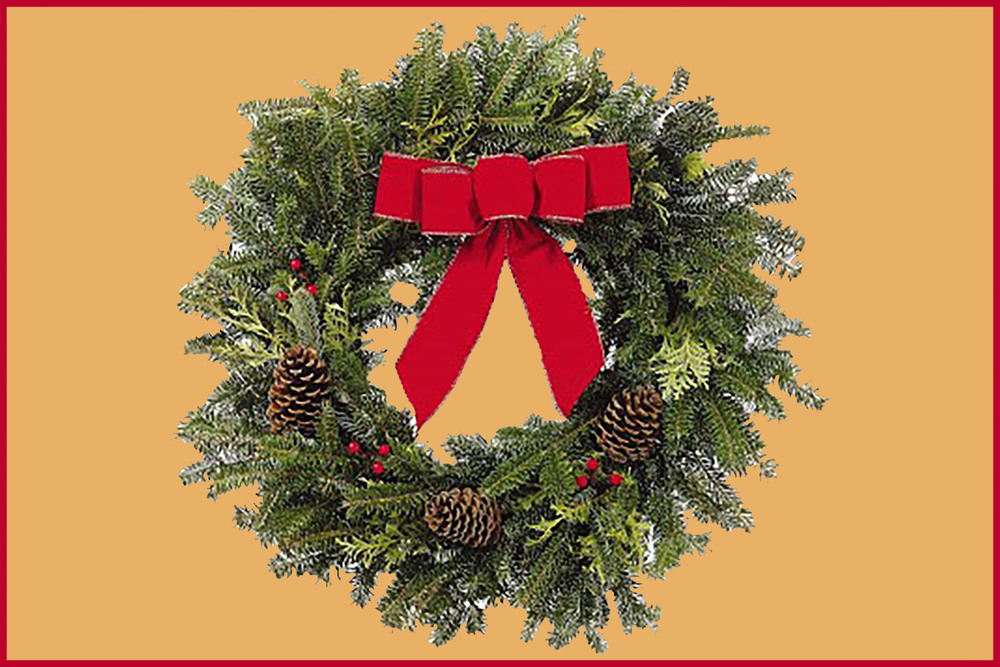 Wreath sale to support scholarships for local students