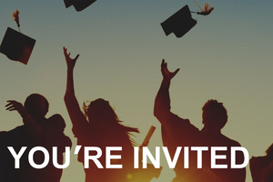 You're invited to a regional meeting about graduation measures