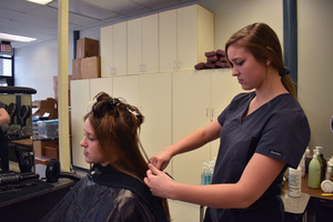 Herkimer BOCES Cosmetology students get 'ready for the real world' by providing salon and spa services to the community