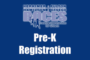 Herkimer BOCES announces prekindergarten registration dates for local schools